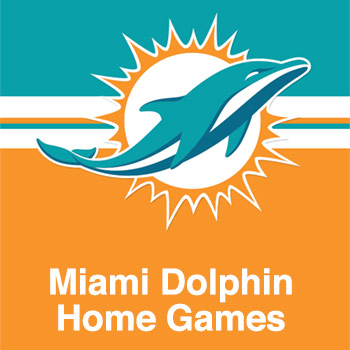 Fly banners over Miami Dolphins