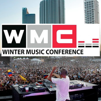 Fly banners over Winter Music Conference